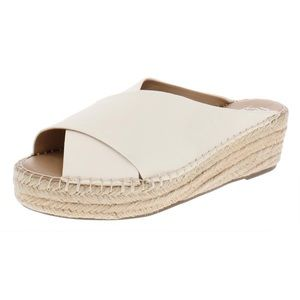 Franco Sarto Polina Espadrille Wedge Sandal